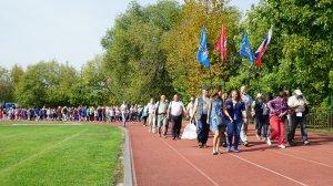 Традиционный XXVII фестиваль инвалидного спорта, посвященный Дню Города!