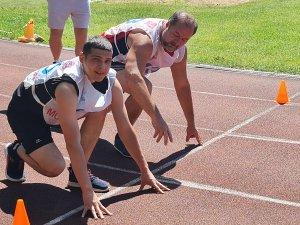 Спартакиада по легкой атлетике